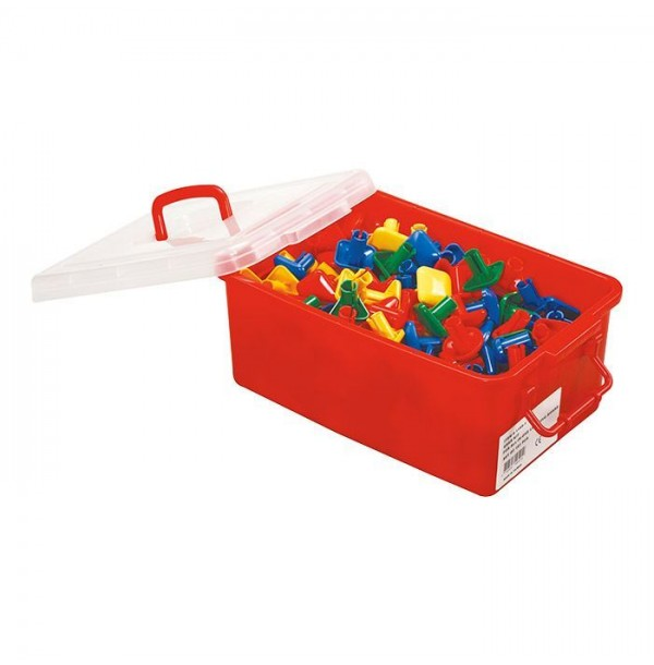 Набор Гео-блоки для детской развивающей доски. 1192-1