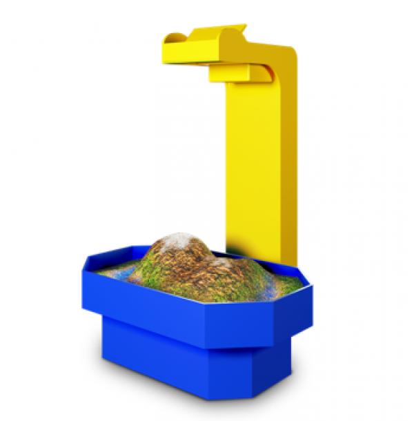 Интерактивная песочница «Алмаз-мини»