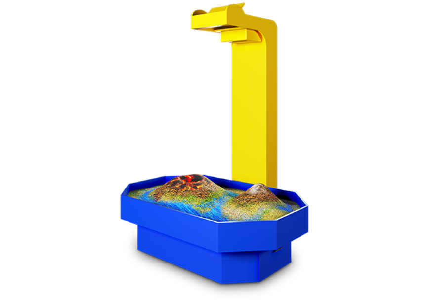 Интерактивнае песочницы