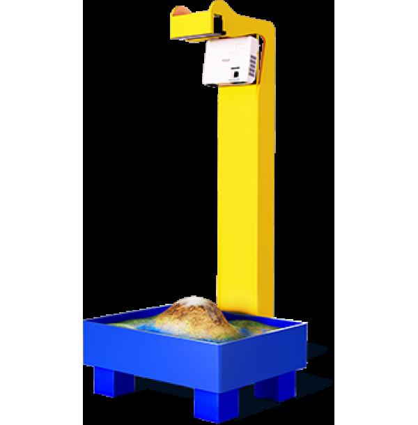 Интерактивная песочница «Островок»