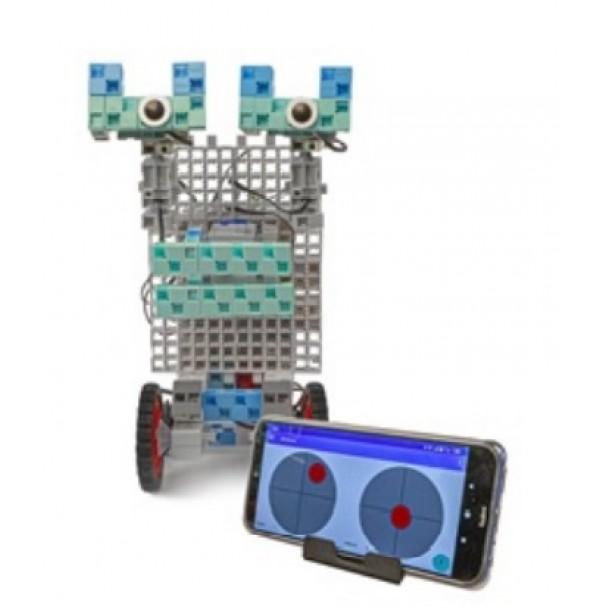 """Академия Наураши """"Робототехнический комплекс """"Наум"""" для создания роботов с голосовым управлением"""""""