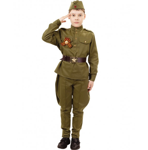 Солдат. 2032 к-18