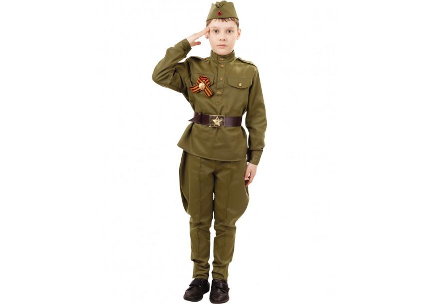 Военная форма для детей и взрослых