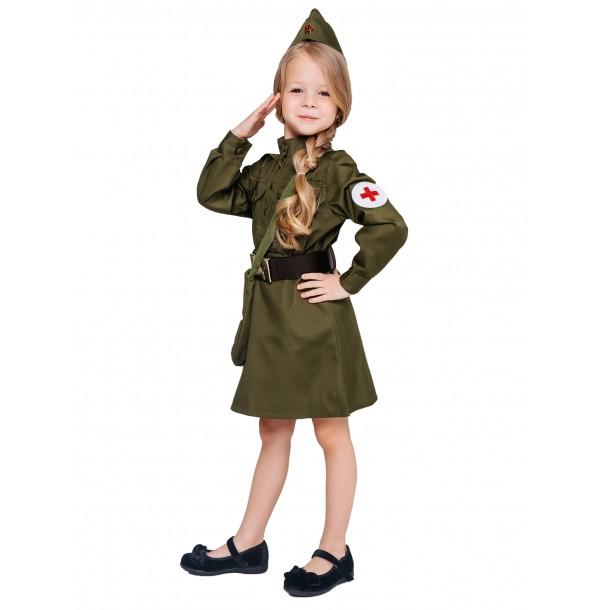 Военная медсестра. 2038 к-18