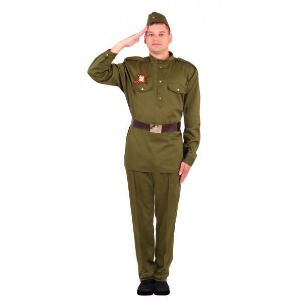 Солдат взрослый.  2110 к-21