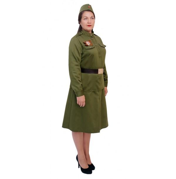 Солдатка взрослая. 2111 к-21