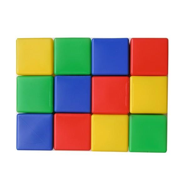 Набор кубиков 12 эл