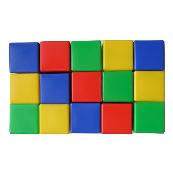 Набор кубиков 15 эл