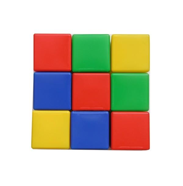 Набор кубиков 9 эл
