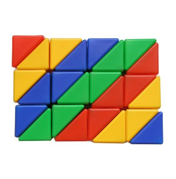 Набор треугольников 24 эл