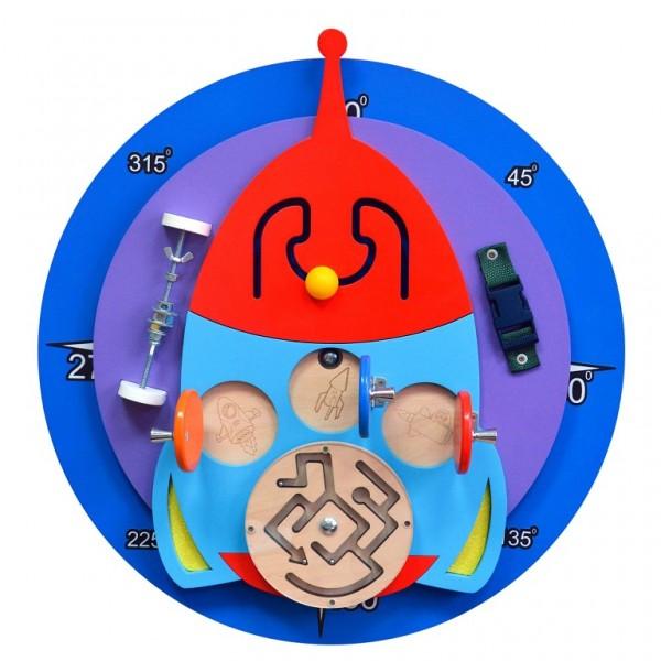 Бизиборд «Ракета» (БЗК-020)