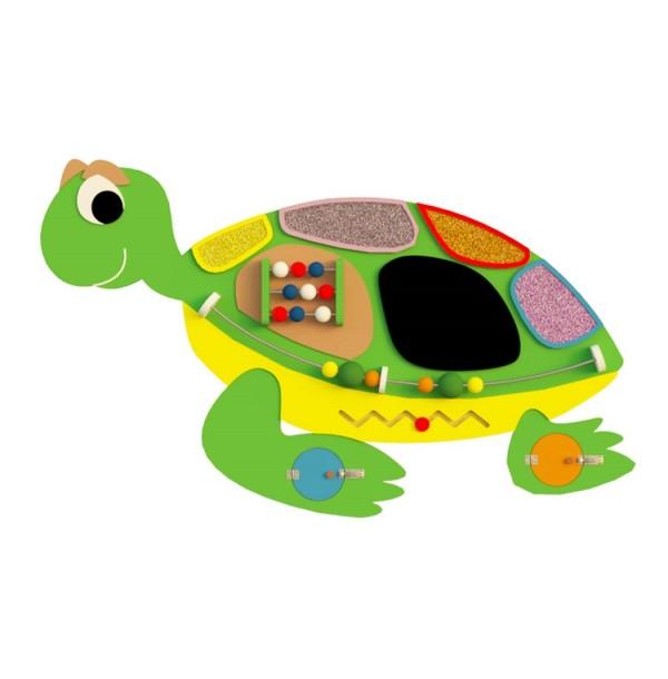 Бизиборд «Черепаха». НМО-005