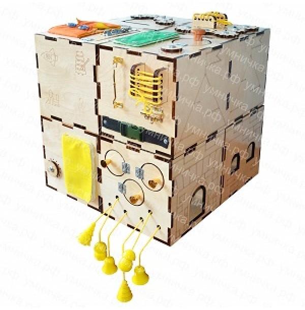 Набор кубиковбизибордов «Мои друзья» (НКБ-001)