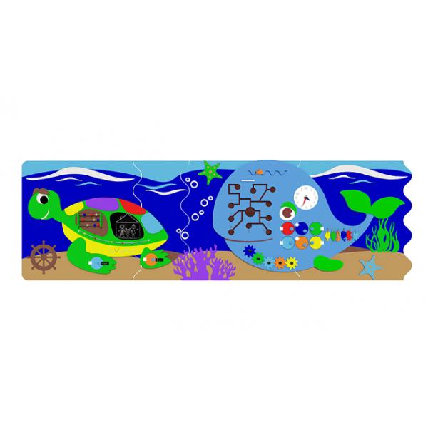 Набор-мини 1 «Морские обитатели». БМО-01