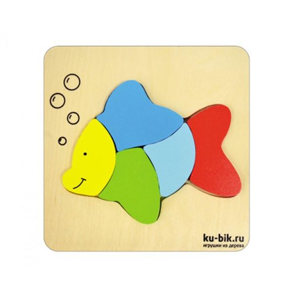 """Пазлы """"Рыбка"""""""