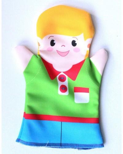 Домашний кукольный театр: Кукла-перчатка «Алёша». 03933