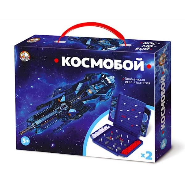 Игра настольная «Космобой» (мини). 02153