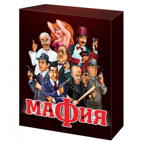 «Мафия» карточная игра. 01895