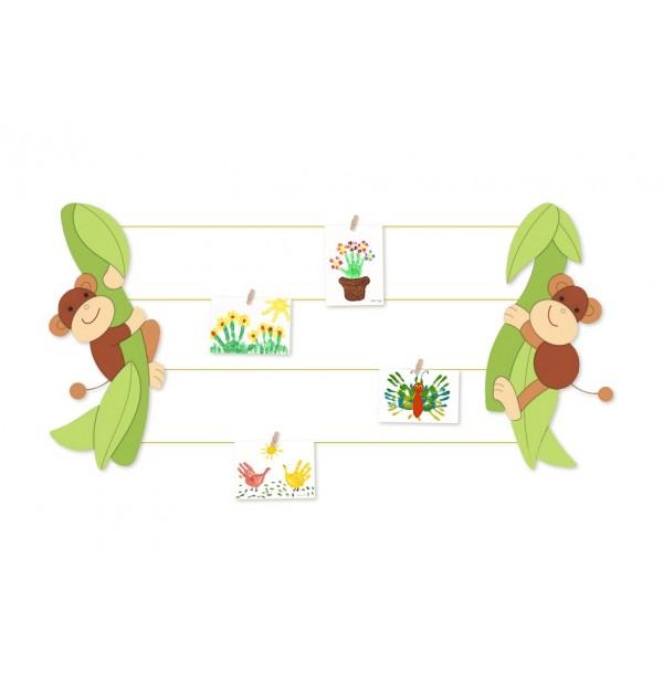 """Галерейная система """"Велелые обезьянки"""". 46822"""