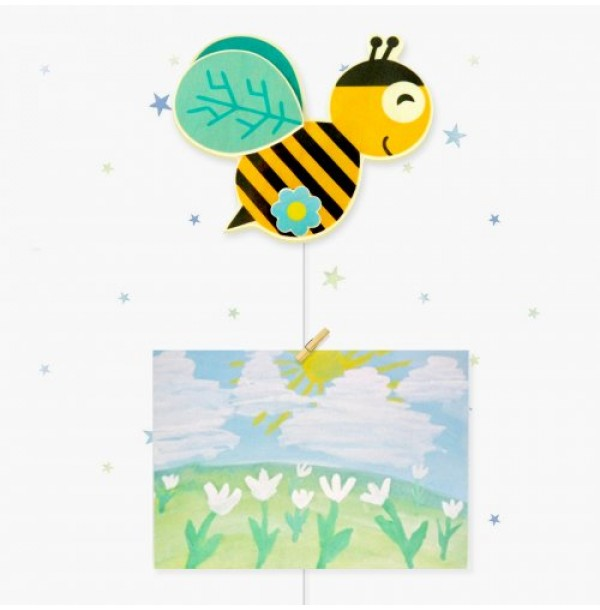 """Крепление для рисунков с тросом """"Пчела"""". Н-39884Т"""