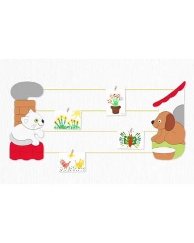 """Галерейная система """"Собака и Кошка"""". 46365"""