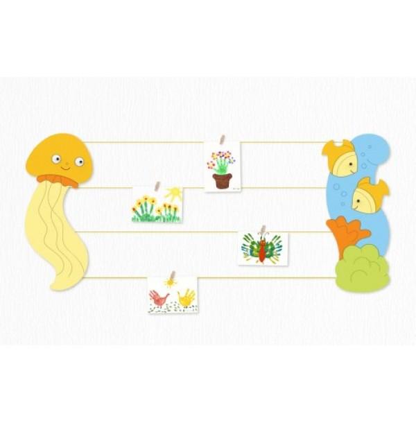 "Галерейная система ""Медуза и рыба"". 46368"