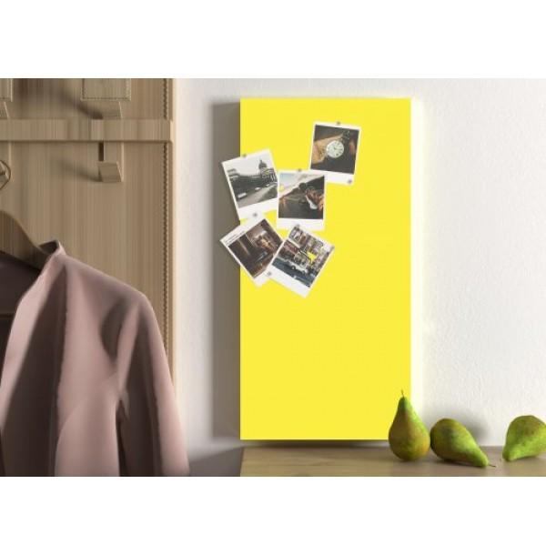 Базовая магнитная панель 50х25 лимонно-желтая. 41940