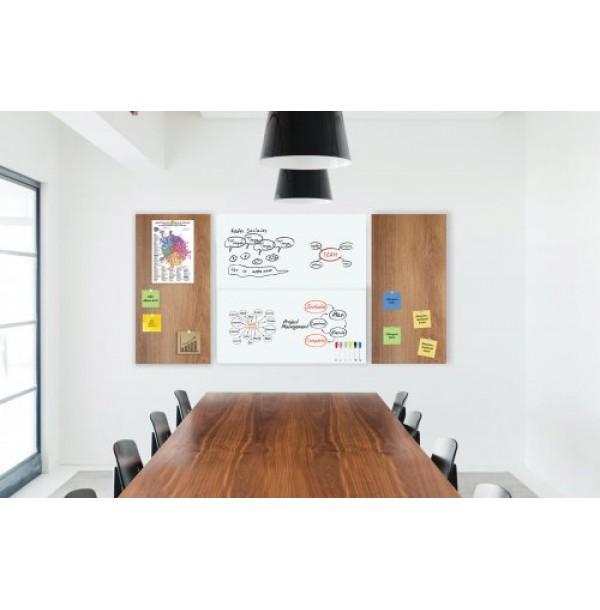 """Комплект магнитно-маркерных панелей 100х50 """"Office Nature"""". 41964"""