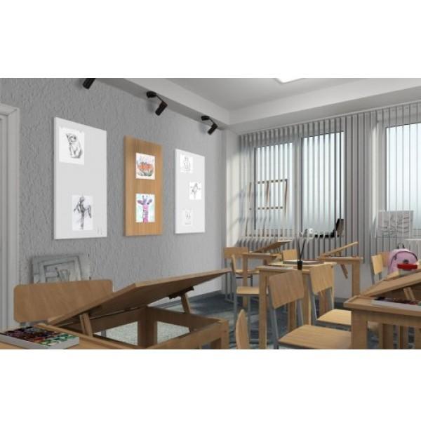 Комплект панелей для оформления предметных кабинетов. 44593