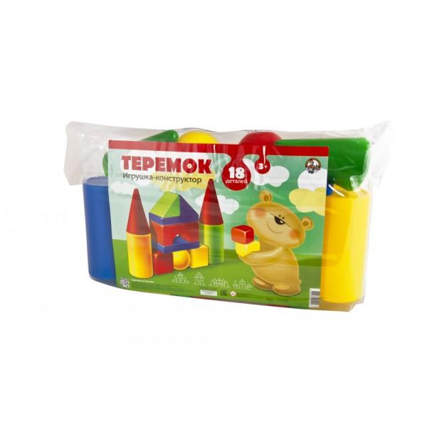 Теремок-18 эл. в пвх сумке