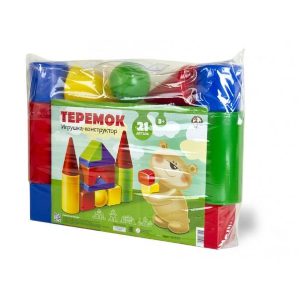 Теремок-21 эл. в пвх сумке