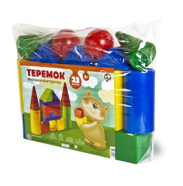 Теремок-23 эл. в пвх сумке
