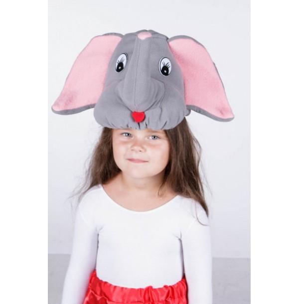 Слоненок (шапочка). 91047