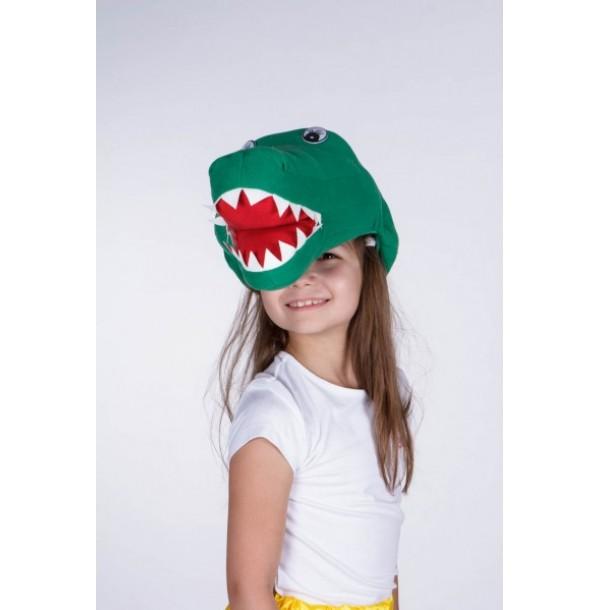 Крокодил (шапочка). 91041