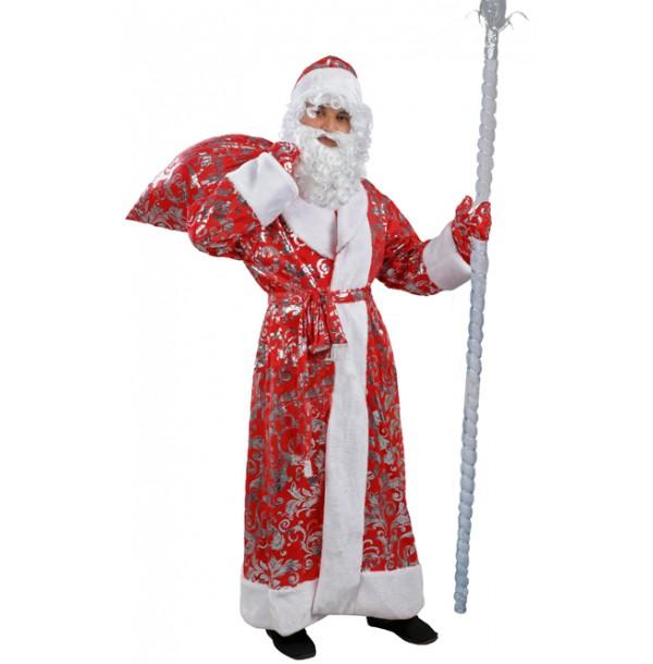 Дед Мороз с узорами. 774