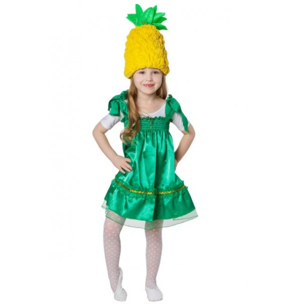 Фрукт (шапочка): ананас. 93006/4