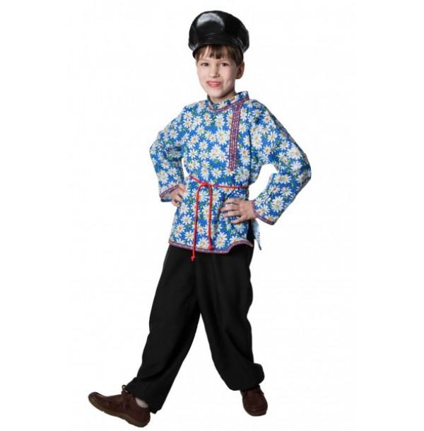 Дед( рубаха, пояс — веревка, штаны, картуз). 91031