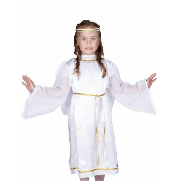 Ангел (платье, крылья, нимб). 91050