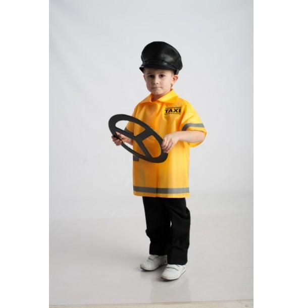 Таксист ( куртка + фуражка). 61033