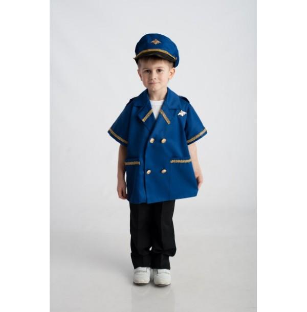 Летчик (куртка + фуражка). 61030