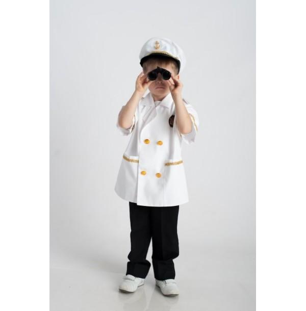 Капитан (куртка + фуражка). 61031