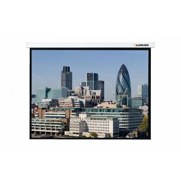 Проекционный экран с электроприводом Lumien Master Control (LMC-100112) 305x406 см