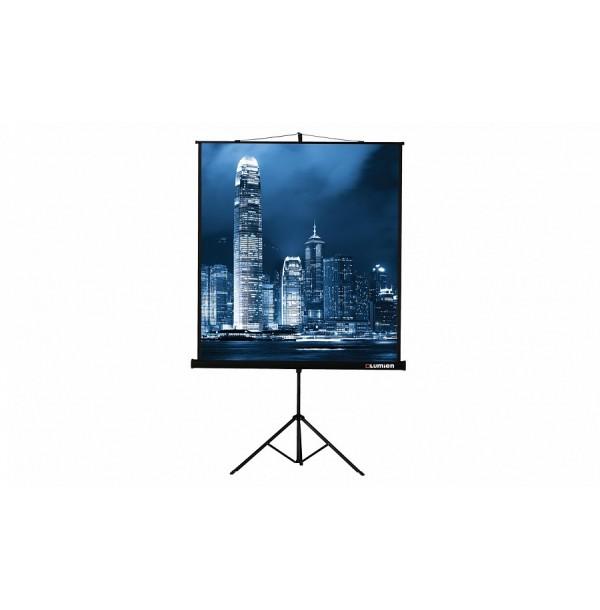 Проекционный экран на штативе Lumien Master View (LMV-100109) 203х203 см