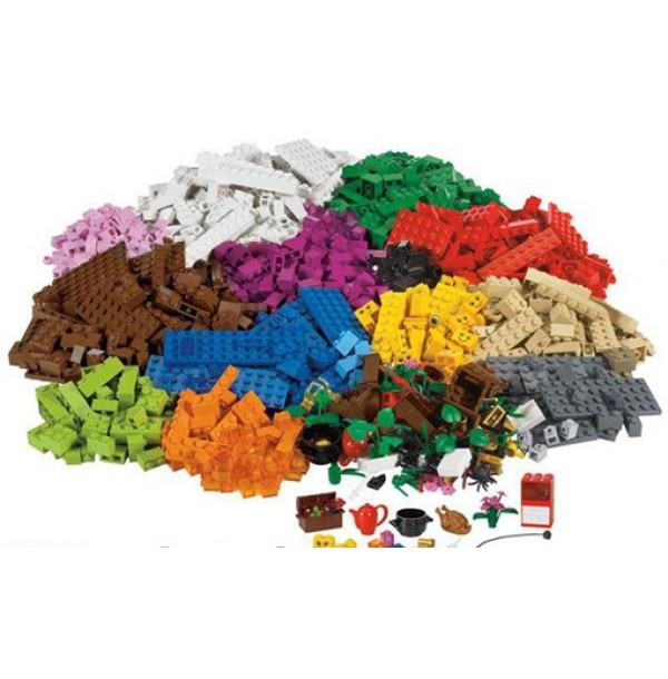 Декорации LEGO (Sceneries Set). 9385