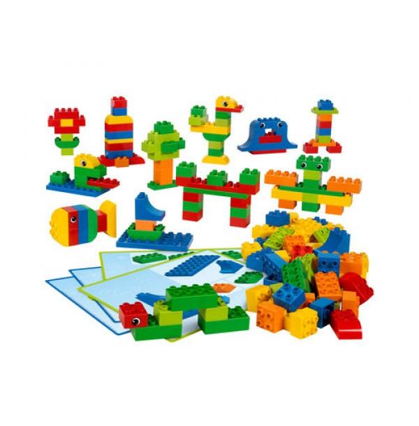 Кирпичики DUPLO® для творческих занятий  (Creative LEGO® DUPLO® Brick Set). 45019