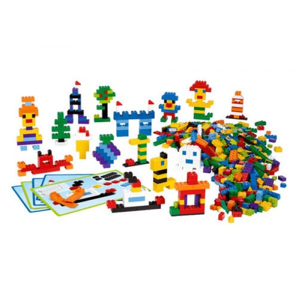Кирпичики LEGO® для творческих занятий (Creative LEGO® Brick Set). 45020