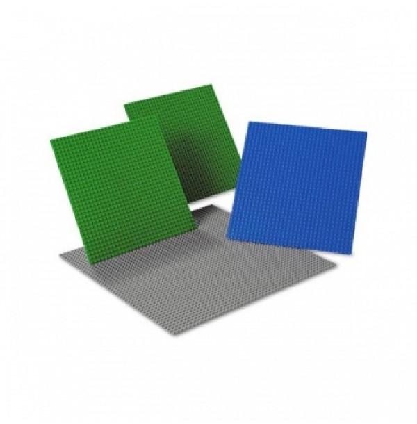 Большие платформы для строительства LEGO (Large Building Plates Set)9286