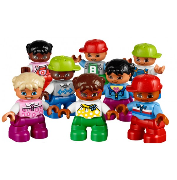 Люди мира DUPLO (World People Set). 45011
