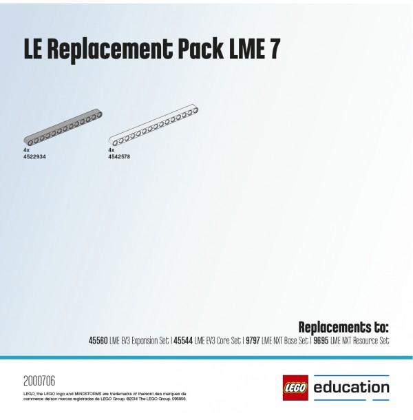 LE набор с запасными частями LME 7 (LE Replacement Pack LME 7) 2000706