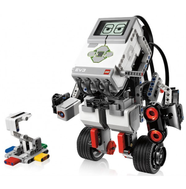 Образовательное решение LEGO® MINDSTORMS® Education EV3 (LEGO® MINDSTORMS® EV3 Core Set) 45544